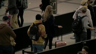 COVID-19, gusty winds could cause flight delays at DIA