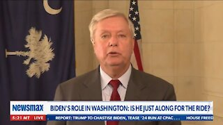 Lindsey Graham: I Don't Think Biden's in Charge