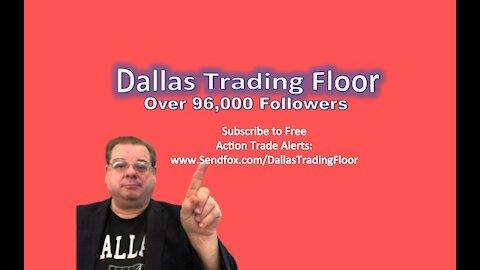 Dallas Trading Floor LIVE - June 14, 2021
