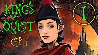 DRAGON'S LAIR! (#1 King's Quest Ch.1)