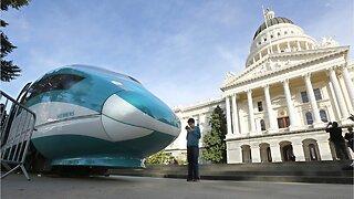 California sues U.S. government over rail funding