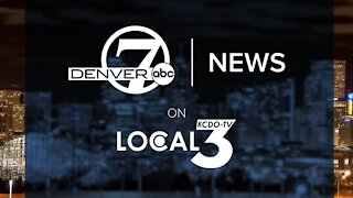 Denver7 News on Local3 8 PM   Wednesday, May 26
