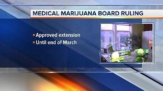 Medical marijuana dispensaries to re-open