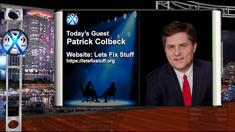 The [DS] Planned Out An Election Coup And They Got Caught:Patrick Colbeck