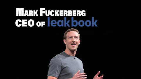 Mark Fuckerberg Get's Owned By Roger Waters From Pink Floyd! MUST WATCH!!
