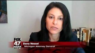 AG Dana Nessel criticizes President Trump's threats to pull school funding