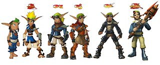 Jak and Daxter: Lost Frontier All Cutscenes