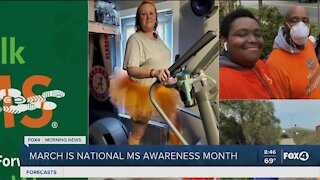 National Multiple Sclerosis Month