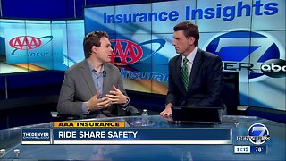 AAA Insurance Ride Share Safety