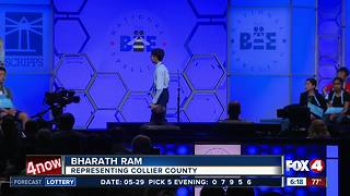 Naples student advances in Scripps National Spelling Bee
