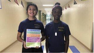 Palm Beach County organization combats bullying through writing