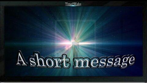 A short message
