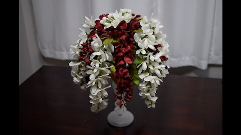 A Peppermint Christmas - Floral Display