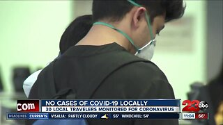 No cases of COVID-19 in Kern County