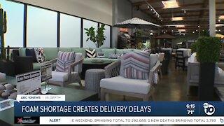 In-Depth: US furniture stores face foam shortage