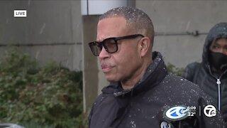 Chief James Craig speaks after Detroit police officer injured