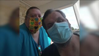 Cudahy man released after 111 days in hospital following COVID-19 diagnosis