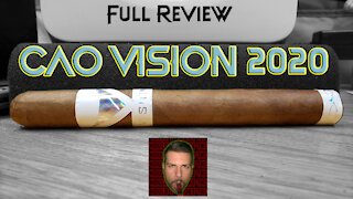 CAO Vision 2020 (Full Review) - Should I Smoke This