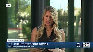 Arizona Department of Health Services director to depart