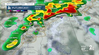 Severe Storms on Tap for Monday