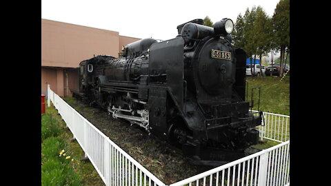 D51-953 at Toyoura