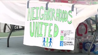 Rally in Grant Park aimed at ending violence