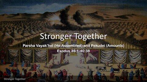 Stronger Together - Rabbi John