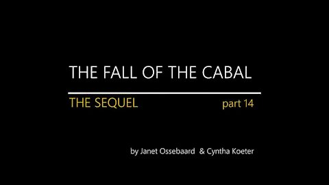 Fall of the Cabal Sequel Part 14 of 1 - 17