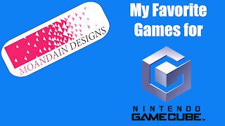 My Favorite Gamecube Games