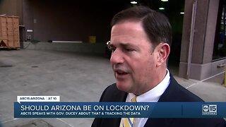 Should Arizona be on lockdown?