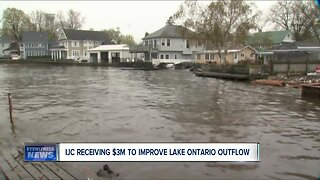 IJC getting $3M to improve Lake Ontario outflow