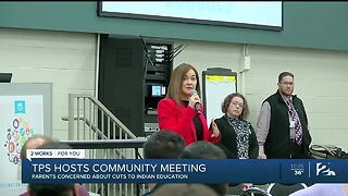 TPS hosts community meeting for Indian Education Program