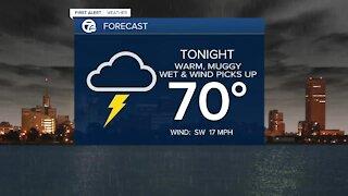 7 First Alert Forecast 0828 5 Evening