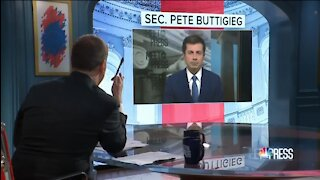 Todd to Buttigieg: You Were Under Bizarre Attack By Loud Mouths For Taking Paid Family Leave
