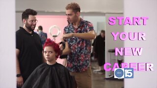 Sally Rogerson Academy: New boutique hair school opens in the Valley