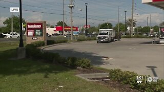 Some Florida gas stations on empty; AAA reassures drivers about gas supply