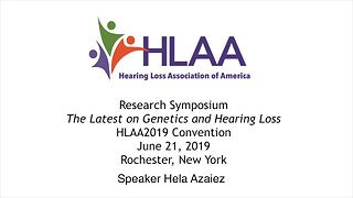 The Complexities of Genetic Hearing Loss