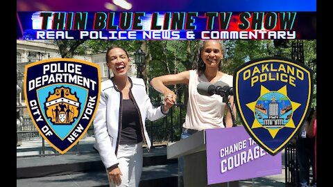 NYC Mayor Candidate Blames NYPD For Child's Murder, Oakland Cops Disciplined For Tear Gas
