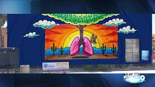 Five new murals going up in Tucson this week