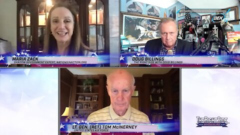 The Right Side with Doug Billings - September 30, 2021