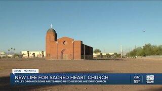 New life for Sacred Heart Church