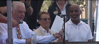 The LGBTQ community scored big legislative victories in 81st session