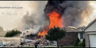 One dead after house explosion in Warren; several homes damaged