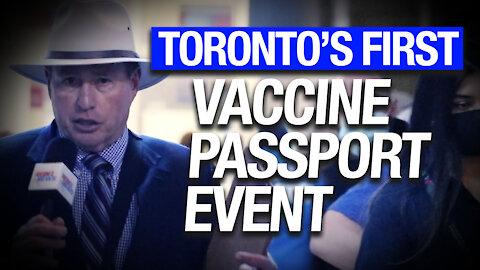Toronto hosts a deciding NHL Playoff Game 7 – and its first-ever vaccine-passport event