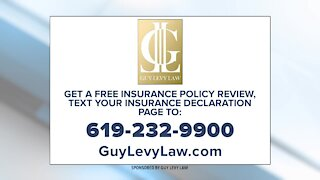 San Diego Accident Attorney Offers Free Insurance Review & Recommendations