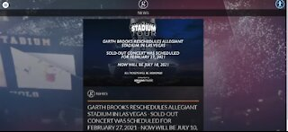 Garth Brooks Las Vegas concert moved to July 2021 due to pandemic