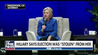 """Democrats Say 2016 Election Was """"Stolen"""""""