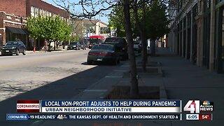 #WeSeeYouKSHB: Urban Neighborhood Initiative helps community through COVID-19 pandemic