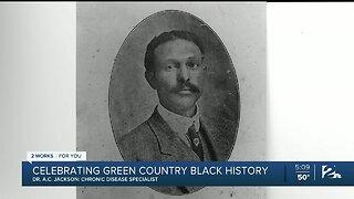 Black History Month: Honoring Dr. A.C. Jackson