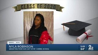 Class of 2020: Nyla Robinson